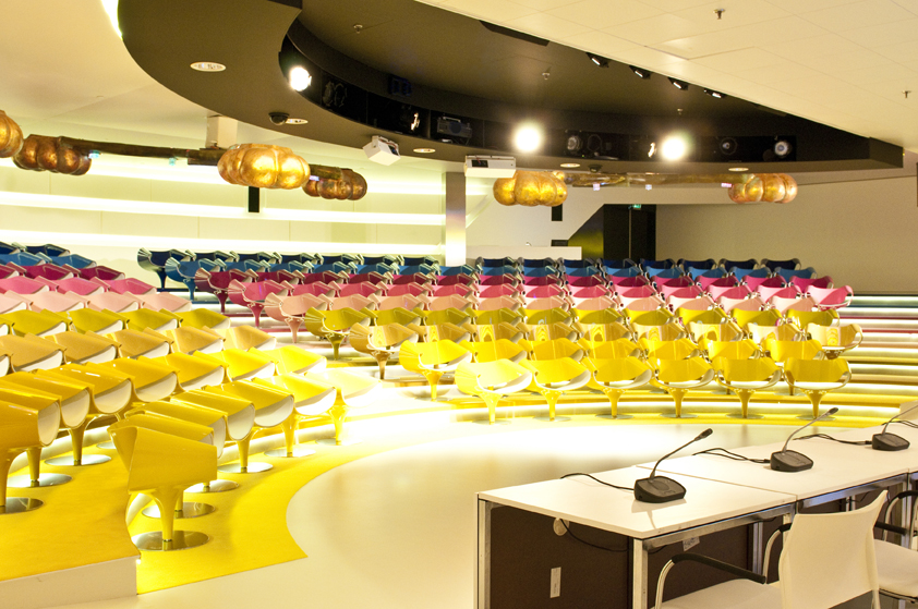 Media Plaza 2.0 auditorium